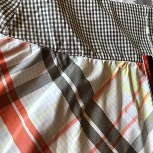 Nike Skirts - Nike Golf Skirt 16 Dri Fit Plaid Sporty Tennis